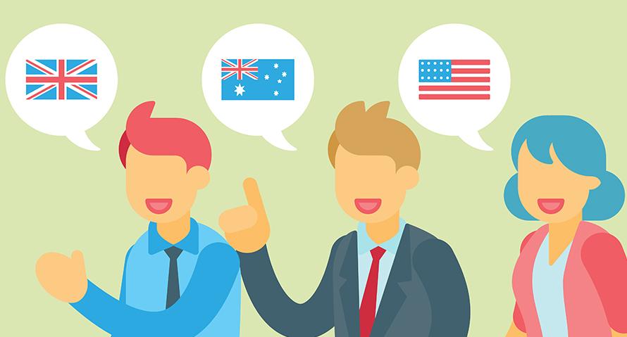 شما کدام لهجه انگلیسی را ترجیح میدهید؟