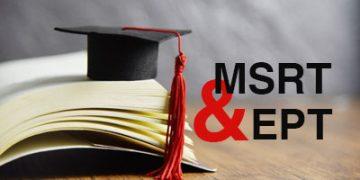 دوره های تخصصی زبان دکترا - MSRT & EPT